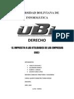 Iue Informe