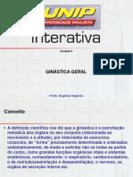 GINASTICA GERAL II