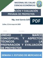 INVESTIGACIÓN DE MERCADO -III