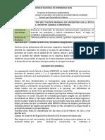 """RAP1_EV04 """"Informe análisis de valores, misión y políticas organizacionales""""."""