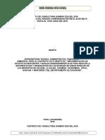 Informe INTER COCINAS