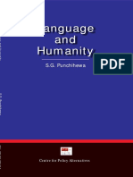 Language & Humanity