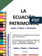 LA_ECUACION_PATRIMONIAL