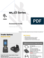 MC33 Series Configuration and Accessories Guide
