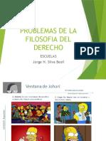 PROBLEMAS DE LA FILOSOFIA JURIDICA1