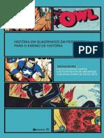 História em Quadrinhos em Perspectiva para o Ensino de História
