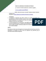 APLICACIONES DE LA DERIVADA DE FUNCIONES VECTORIALES