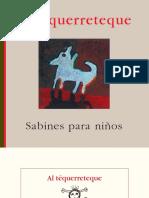 sabines para niños.pdf