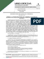 Ley N° 21.233, modifica la Constitución Política de la República en materia de determinación de remuneraciones de autoridades y funcionarios que indica, en DO. 28 mayo 2020.