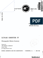 Lunar Orbiter 4 - Photographic Mission Summary, Volume 1