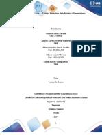 Quimica Unificado Unidad 1 Fase 1 - Trabajo Estructura de la Materia y Nomenclatura