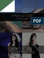 HTML5 CSS3 de Recife a Natal - Wordshop para a UFPE
