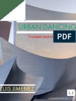 Urban Dancing - Luis Jimenez - Brass Duet - Full Score