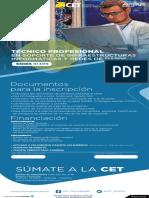 Brochure Redes de datos Final