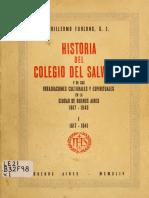 Historia del Colegio del Salvador T1 - Furlong.pdf