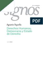 Derechos Humanos, Democracia y Estado de Derecho