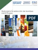 SELECCION DE BOMBAS