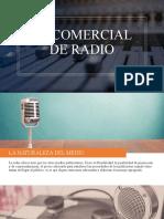 EL COMERCIAL DE RADIO.pptx