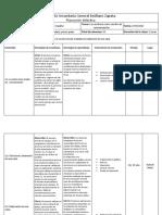 Planeacion didactica Español