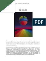 La Magia del Color por Gerardo Schmedling T.