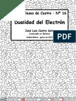 16 - Revista - Dualidad del Electrón