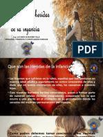 TALLER HERIDAS DE LA INFANCIA