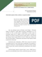 Angola Independente. Do Homem Novo à Crise Nitista
