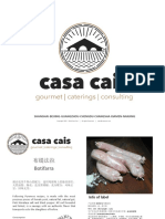 Casa Cais Catalogue 2019