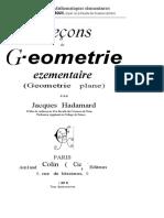 J. Hadamard - Leçons de géométrie plane (1898) (1).docx