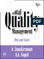 TQM index janakiraman