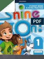 1 STUDENT BOOK PRIMER GRADO