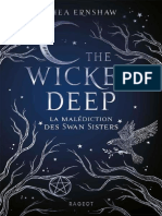 Shea Ernshaw - the wicked deep la malediction des Swan sisters
