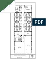 Residential Hotel First Floor -Model-1