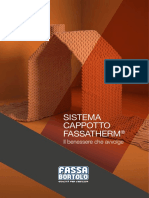 sistema cappotto termico fasatherm