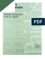 Guia Breve de Psicoterapia de Grupo - Irving Yalom