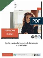 Uf0065 Preelaboracion Y Conservacion de Carnes Aves Y Caza Online