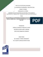 Aplicación de los registros geofísicos en un pozo direccional para el diseño de la ventana operativa y el asentamiento de las TR´s