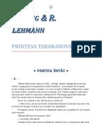 A. Lang & R. Lehmann - Prinţesa Tarakanova 1.0 10 '{AcţiunePasiune}