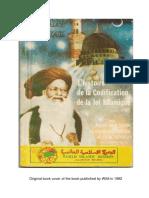 Histoire de La Codification de La Loi Islamique