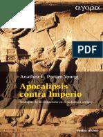 Apocalipsis contra Imperio. Teologías de la Resistencia en el judaísmo antiguo - Portier-Young, Anathea E.pdf