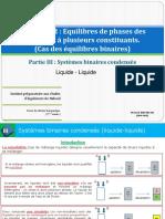 Chapitre III (Diagramme binaire liq liq )2015
