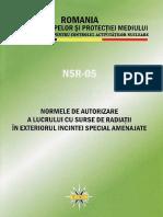 NSR 05 Anexa la ord CNCAN 73_2002