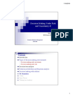 Decision Making Under Risk and Uncertainty ii 2019.pdf