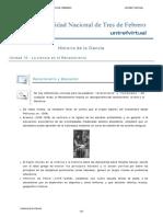 Historia de la ciencia (filosofía) unidad10