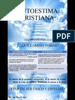 AUTOESTIMA CRISTIANA Taller 1