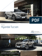 HYUNDAI Tucson Catalogo Web