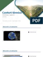 confort termico primera parte