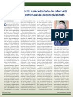 Gadelha C.- Covid-19_a Necessidade de Uma Agenda Estrutural - Jornal Economistas