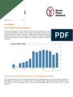 Colombia & Ecuador Export Report