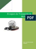 CI-Seguro de Transporte